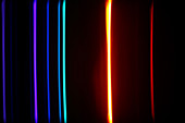 Macro helium spectra