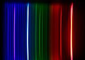 Macro krypton spectra