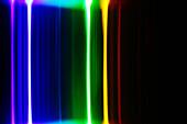 Macro water spectra