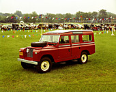 1962 Land Rover Station Wagon