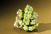 'Pyromorphite from Bad Ems,Germany'
