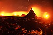 Kilauea's Active Vent