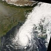Tropical Cyclone Sidr