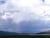 Rain in Montana