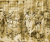 Liebig's Laboratory