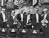 Six Nobel Prize Winners