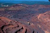 Iron Mine,Brazil