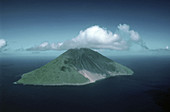Tinakula volcano,Solomon Islands