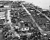 Typhoon Joan Aftermath,Philippines,1970