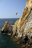 Cliff Diver,Acapulco