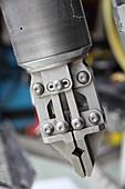 Robotic Arm on Deep Sea Submarine