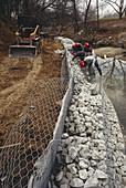 Erosion Control Efforts