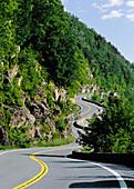 Curvy Highway,USA