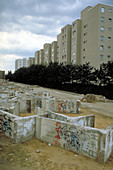 Pieces of Berlin Wall