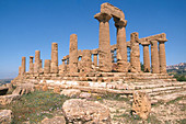 Temple of Hera,Sicily