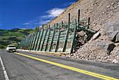 Rockslide Barriers