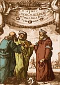 Aristotle,Ptolemy and Copernicus