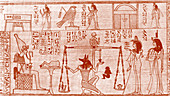Papyrus from The Book of the Dead