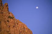 Moon over Mexico