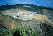 Ok Tedi Mine,Papua New Guinea