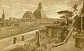 Ancient Babylon,artwork