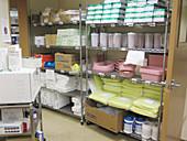 Hospital Supply Room