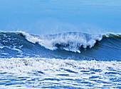 Hurricane Storm Waves