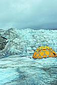 Ice Climbing,Mendenhall Glacier