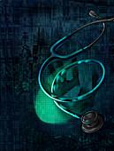 Clostridium difficile in Hospitals