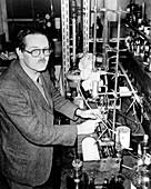 Archer Martin,British biochemist