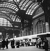 Penn Station,NYC,1954
