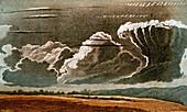 German Cloud Atlas,1819