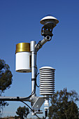 Weather Monitoring Equipment