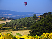 Hot Air Balloon,Italy