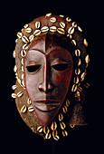 Mask from Ivory Coast