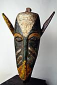 Water Spirit Mask from Nigeria