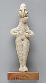 Syro-Hittite Terracotta Figurine,Syria