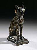 Bastet,Egyptian Protector Goddess