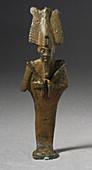 Osiris,Egyptian God of the Afterlife