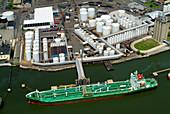 Tanker Ship Off-loading