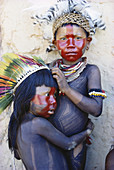 Caipo Indian Children,Brazil