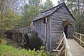 Grist Mill,Appalachian Mountains