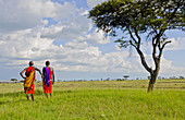 Masai Warriors,Kenya