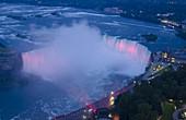 Niagara Falls & Horseshoe Falls