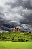 Rock of Cashel Stronghold,Ireland