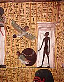 Ba Birds in Tomb of Irinufer