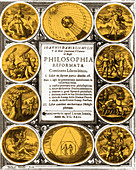 Frontispiece of Alchemical Treatise
