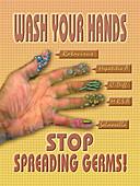 Wash Your Hands,illustration