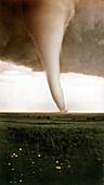 Tornado,Hardtner,KS 1929