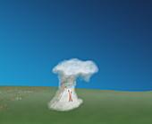 Tornado Formation,3 of 4,illustration